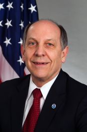 Dr. Louis Uccellini (Photo credit:  National Oceanic and Atmospheric Administration)